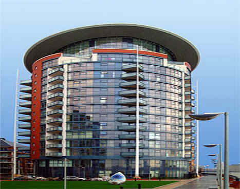Toà nhà ODYSSEY ở Luân Đôn