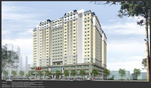 Cao ốc thương mại, văn phòng và căn hộ Long Thành, Tỉnh Đồng Nai