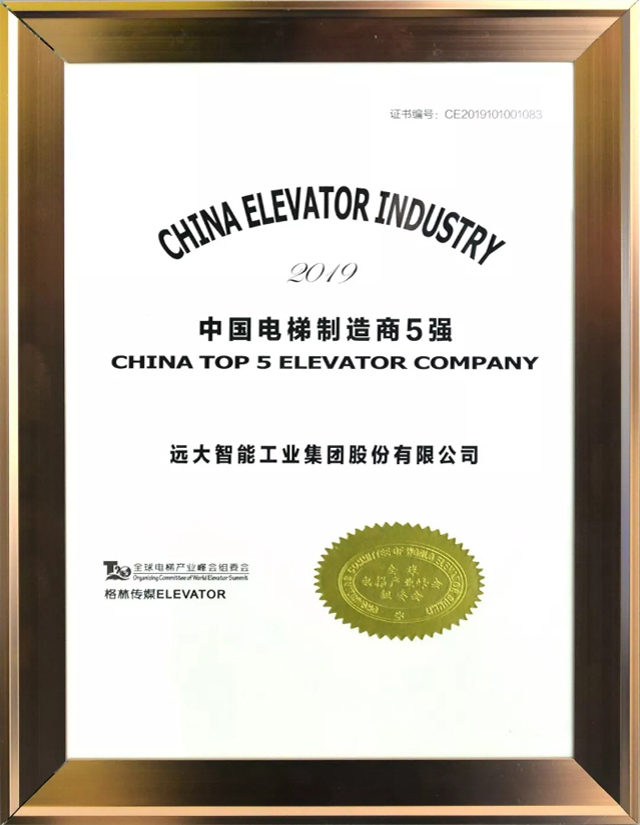 Top 5 Elevator in China.jpg