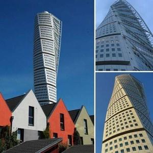 Những tòa nhà phỏng sinh học kì vĩ
